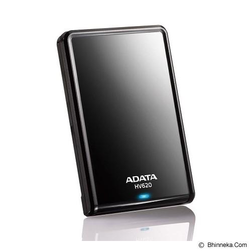 ADATA External Hard Drive 2TB [HV620] - Black - Hard Disk External 2.5 Inch