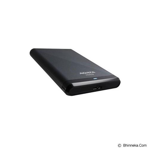 ADATA Hard Disk 3.0 Slim Design 500GB [HV100] - Black (Merchant) - Hard Disk External 2.5 Inch