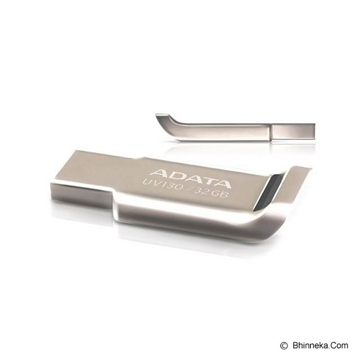 ADATA USB Flash Drive 32GB [UV130] - Silver (Merchant) - USB Flash Disk Basic 2.0
