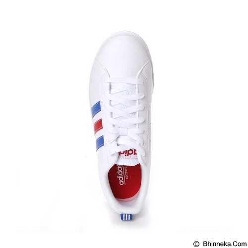 ADIDAS Neo Advantage Clean France Stripe Size 41 [F99255] - White (Merchant) - Sneakers Pria