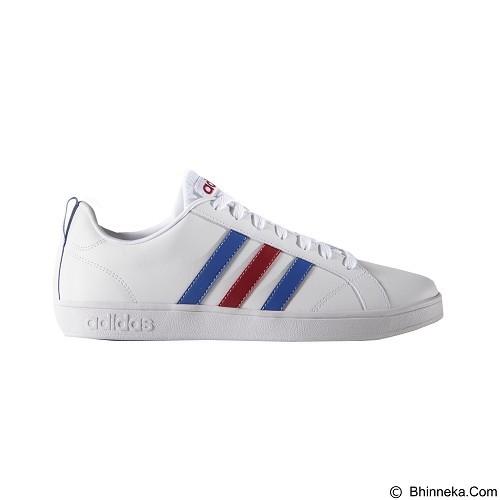 ADIDAS Neo Advantage Clean France Stripe Size 41 [F99255] - White (Merchant) - Sneakers Pria