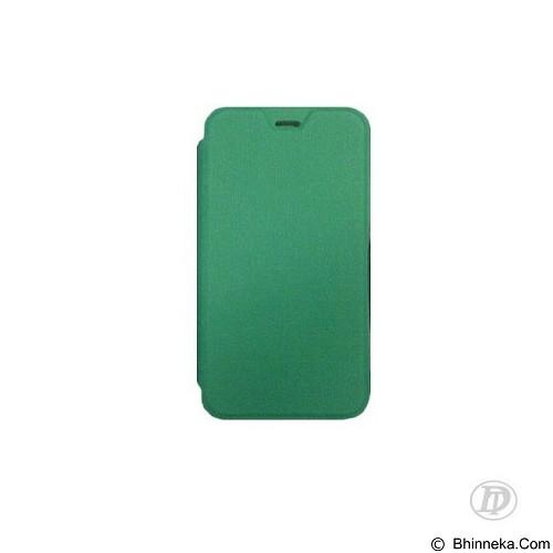 ADVAN Flip Cover  S35G -Green (Merchant) - Casing Handphone / Case