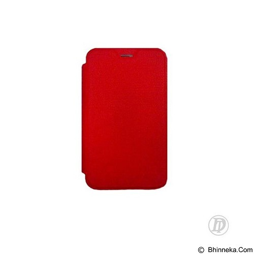 ADVAN Flip Cover  S35G - Red (Merchant) - Casing Handphone / Case