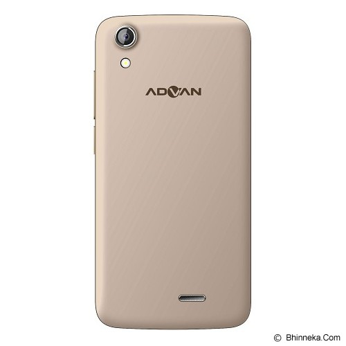 ADVAN I5 4G - Gold - Smart Phone Android