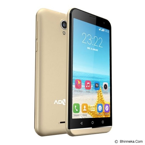 ADVAN S50F - Champagne - Smart Phone Android