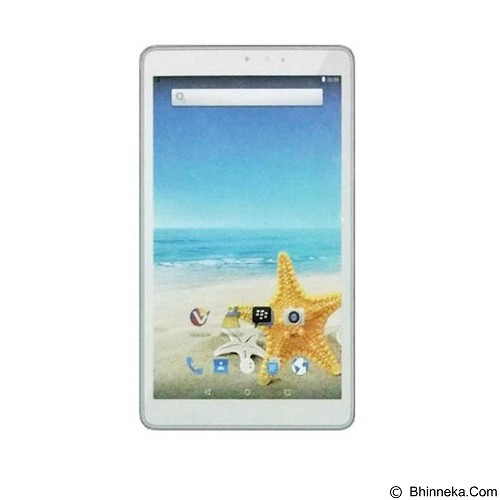 ADVAN Vandroid [T3H] - White - Tablet Android
