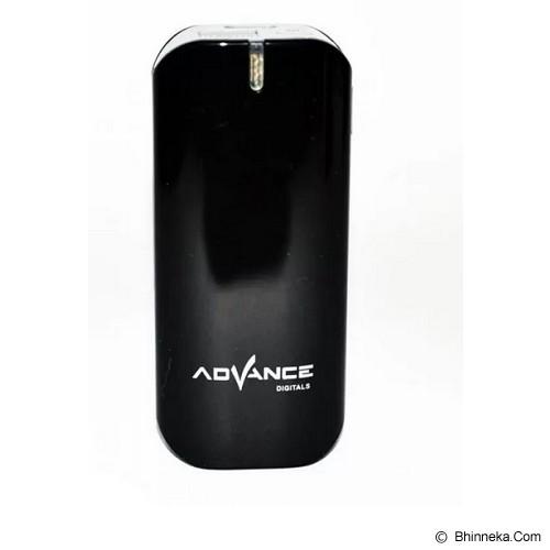 ADVANCE Powerbank 5200mAh - Black - Portable Charger / Power Bank