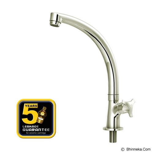 AER Brass Kitchen Faucet [VCR 03C] - Keran