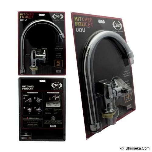 AER Brass Kitchen Faucet [VOV 03C] - KERAN