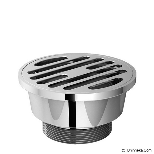 AIR Brass Floor Strainer Drainage [SA CHR 02] - Tutup Lubang Air / Drain Stopper