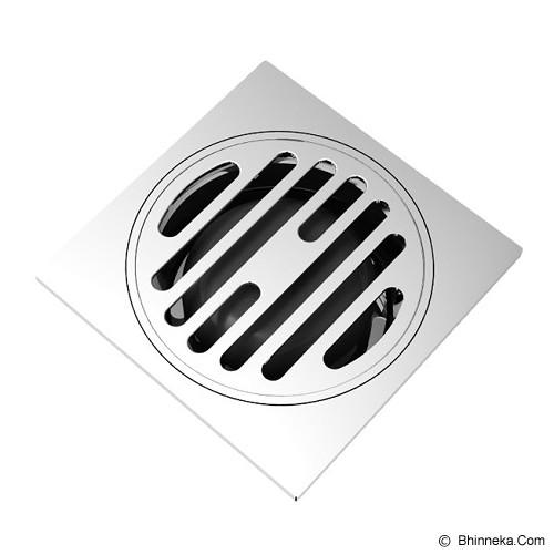 AIR Brass Floor Strainer Drainage [SA CHR 02 K] - Tutup Lubang Air / Drain Stopper