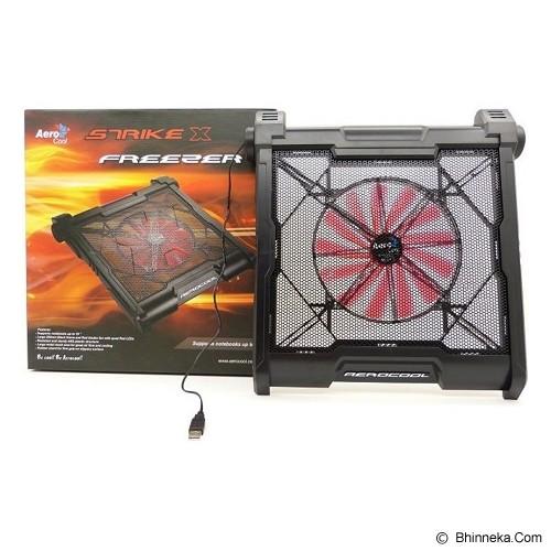 AEROCOOL Strike-X Freezer Cooling Pad Gamer (Merchant) - Notebook Cooler