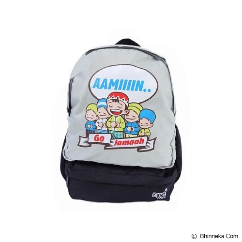 AFRA KIDS First Backpack Go Jama'ah - Tas Anak