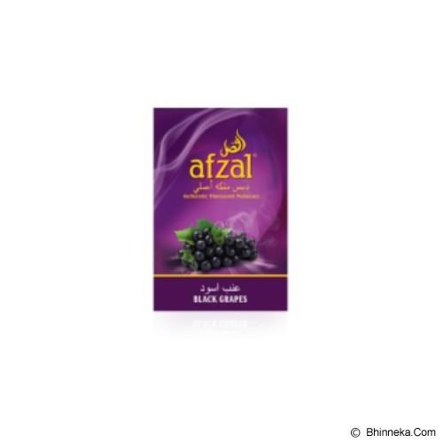 AFZAL Perasa Shisha Black Grape 50 gram - Vape