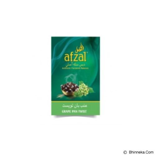 AFZAL Perasa Shisha Grape Pan Twist 50 gram - Vape