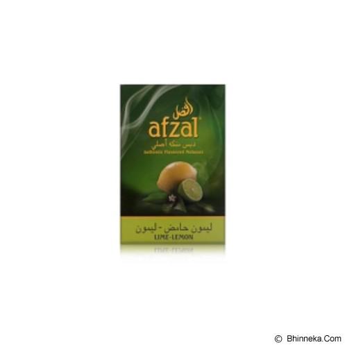 AFZAL Perasa Shisha Lime Lemon 50 gram - Vape