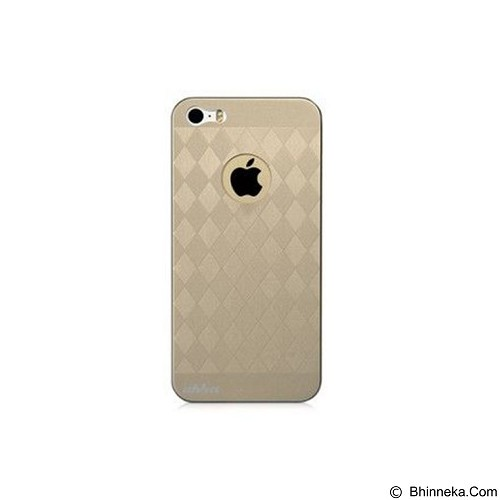 AHHA Alves Slim Clamshell Casing for iPhone 5 or iPhone 5S - Gold (Merchant) - Casing Handphone / Case