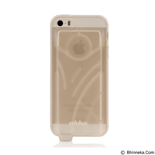 AHHA Amplifier Case iPhone 5/5s [A-ACIH5-0E02] - Ecko Misty White (Merchant) - Casing Handphone / Case