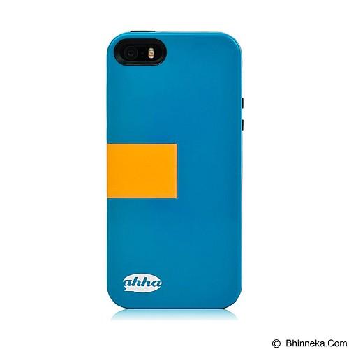 AHHA Archer Kickstand Case Apple iPhone 5/5S [A-KCIH5-0A3E] - Blue Yellow (Merchant) - Casing Handphone / Case