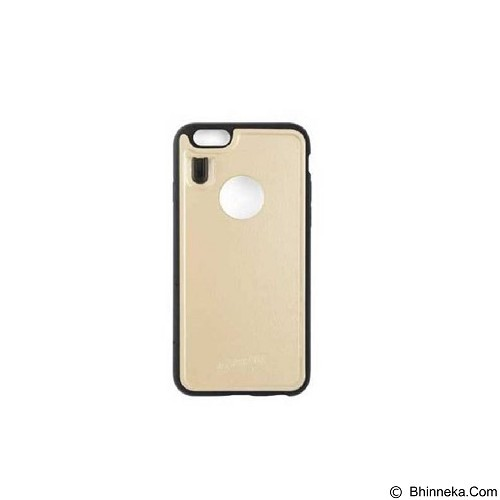 AHHA Golenon Photo Kit Softcase for Apple iPhone 6S Plus with 1 Lensa Express - Cham Gold (Merchant) - Casing Handphone / Case