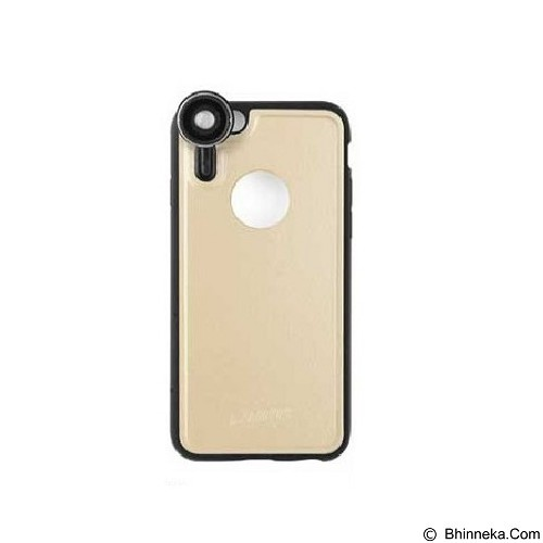 AHHA Golenon Photo Kit Softcase for Apple iPhone 6S Plus with 4 Lensa Party - Cham Gold (Merchant) - Casing Handphone / Case