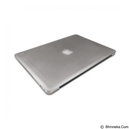 AHHA Hard Cover MacBook Air 13 [A-HVAPMBA13-FC01] - Tintd Black (Merchant) - Notebook Hard Shell Case