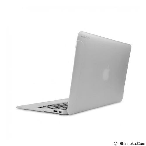 AHHA Hard Cover Mackbook Air 13 [ A-HVAPMBA13-FC02] - Clear (Merchant) - Notebook Hard Shell Case