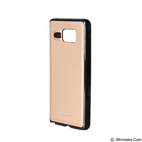 AHHA Hv Golenson Premium Photo Kit Samsung Galaxy Note 5 - Champagne Gold (Merchant) - Casing Handphone / Case