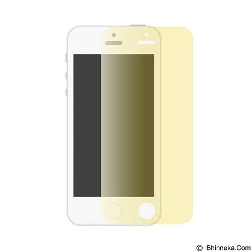 AHHA Ih Monshield Casing for iPhone 5/5s - Gold Gold (Merchant) - Casing Handphone / Case
