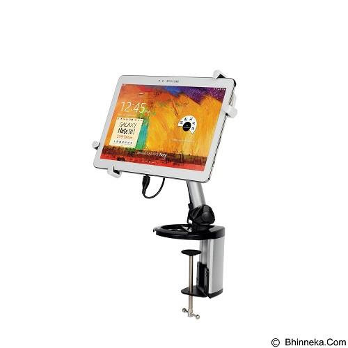 AHHA Mcaloon Universal Tablet Desktop Dolder [A-HR00A101-0302] - White (Merchant) - Gadget Docking