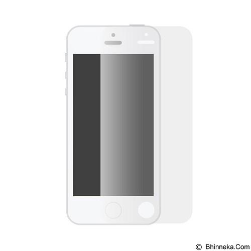 AHHA Mira Screen Guard for Apple iPhone 5 or 5S - Silver (Merchant) - Screen Protector Handphone