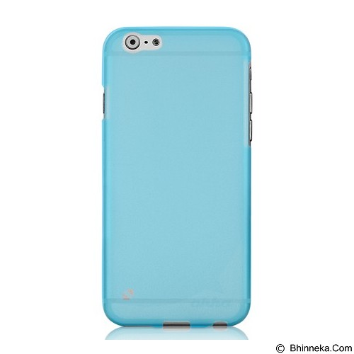 AHHA Moya Gummishell Soft Case iPhone 6 [A-GSIH647-0M00] - Blue (Merchant) - Casing Handphone / Case