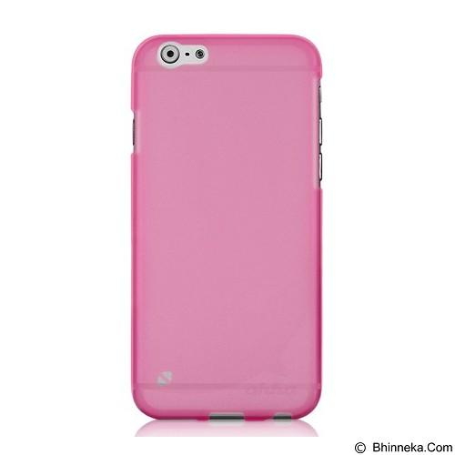 AHHA Moya Gummishell Soft Case iPhone 6 [A-GSIH647-0M00] - Pink (Merchant) - Casing Handphone / Case