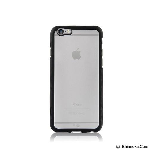 AHHA Poza Flexi Case iPhone 6 Clea-Solid [A-HDIH647-FPY1] - Black (Merchant) - Casing Handphone / Case