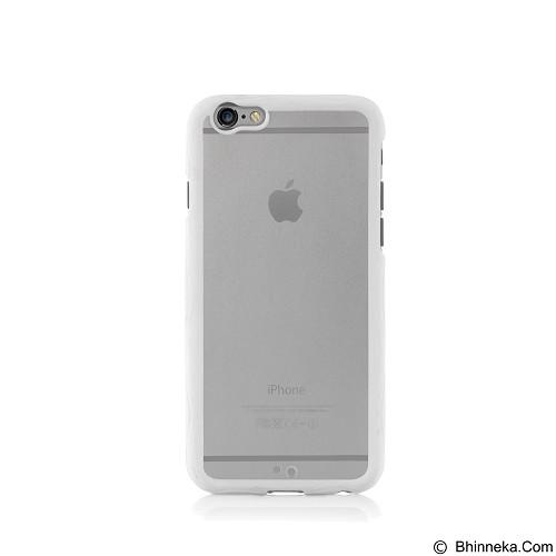 AHHA Poza Flexi Case iPhone 6 Clea-Solid [A-HDIH647-FPY2] - White (Merchant) - Casing Handphone / Case