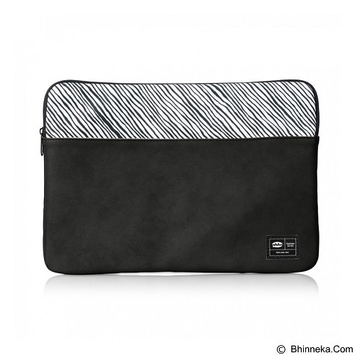 AHHA Ricci Universal 13 Inch Tas Macbook - Stealth Black (Merchant) - Notebook Carrying Case