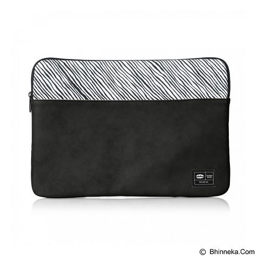 AHHA Ricci Universal 13 Inch Tas Macbook - Stealth Black (Merchant) - Notebook Sleeve