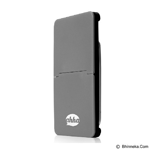 AHHA Simkit And Table Stand Tablet Smartphone - Space Grey (Merchant) - Casing Handphone / Case