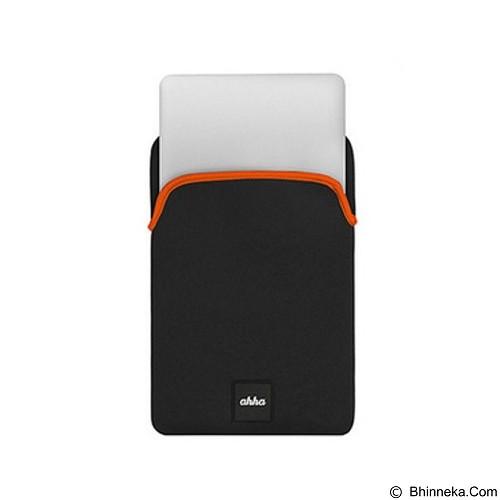 AHHA Sleeve Clement Universal Tas Laptop 13 Inch - Black (Merchant) - Notebook Sleeve