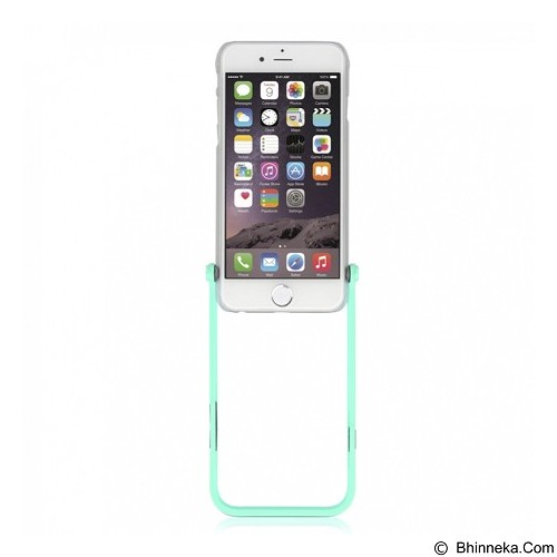AHHA Snapshot Case Selfie Apple iPhone 6 [A-SNIH647-SF0L] - Clear Torquoise (Merchant) - Casing Handphone / Case