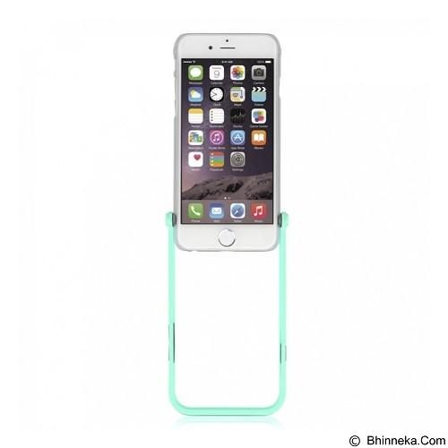 AHHA Snapshot Case Selfie Apple iPhone 6 [A-SNIH647-SF0L] - Clear Torquoise (Merchant) - Casing Handphone / Case