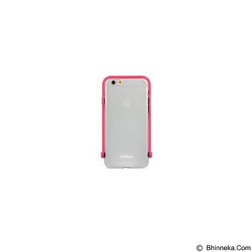 AHHA Snapshot Case Selfie  iPhone 6 - Clear Fucshia - Casing Handphone / Case
