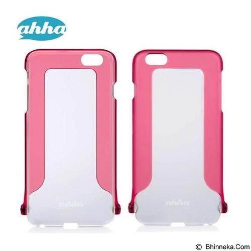 AHHA Snapshot Selfie Casing for iPhone 6 Plus - Clear Fuchsia (Merchant) - Casing Handphone / Case