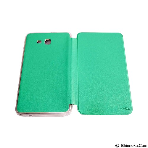 AIMI Flip Cover Fitur for Samsung Galaxy Tab 3 V 7inch [T116 or T110] - Tosca (Merchant) - Casing Handphone / Case