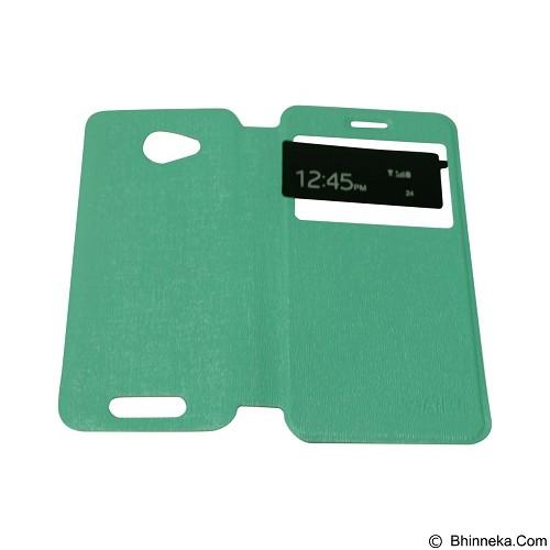 AIMI Flipcover Fitur View for Smartfren Andromax A - Tosca (Merchant) - Casing Handphone / Case