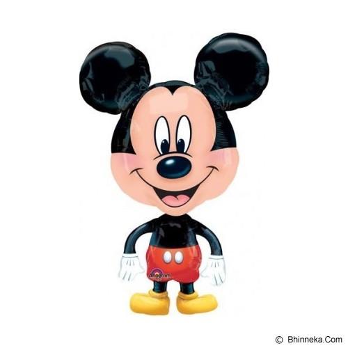 AIRWALKER Mickey Mouse Balloon Buddies [A2636901] - Balon
