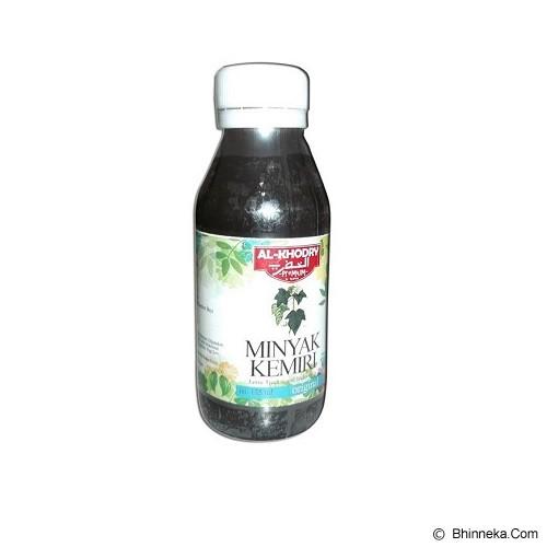 jual al khodry minyak kemiri murah   bhinneka Warna Minyak Kemiri Al Khodry