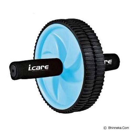 ALAT FITNESS AB Exsecise Wheel [ASS392] - Biru Pink - Other Exercise