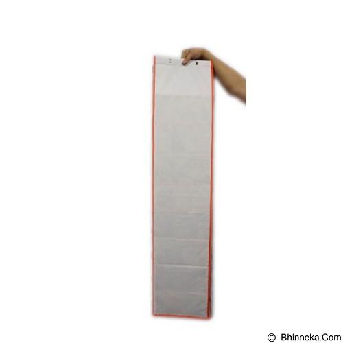 ALBERTA Rak Sepatu Gantung 9 Susun Motif Minion [RSP 0003] - Orange (Merchant) - Rak Tas