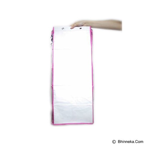ALBERTA Rak Tas Gantung 5 Susun Motif Hello Kitty [RSP 0001] - Pink (Merchant) - Rak Tas